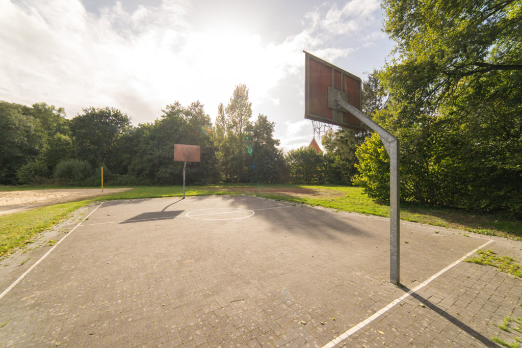 Streetballfeld